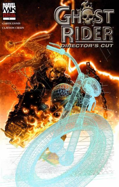 Ghost Rider Director's Cut