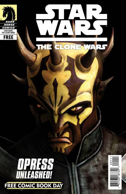 Free Comic Book Day and Star Wars: The Clone Wars / Free Comic Book Day and Nickelodeon Avatar: The Last Airbender