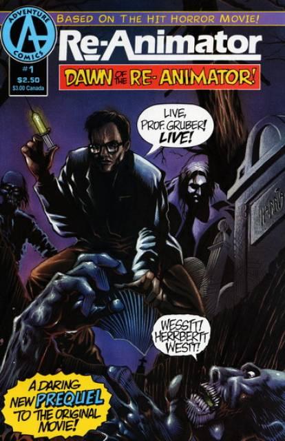 Re-Animator: Dawn of the Re-animator