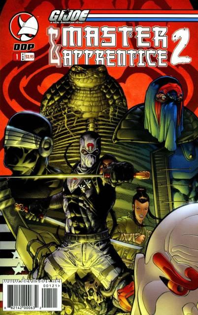 G.I. Joe: Master & Apprentice 2