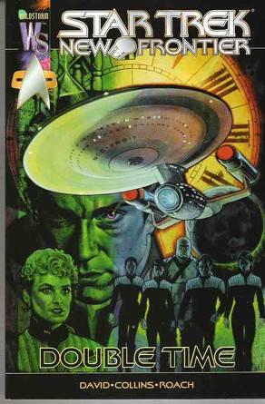 Star Trek: New Frontier - Double Time