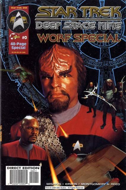 Star Trek: Deep Space Nine: Worf Special