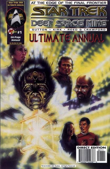 Star Trek: Deep Space Nine: Ultimate Annual