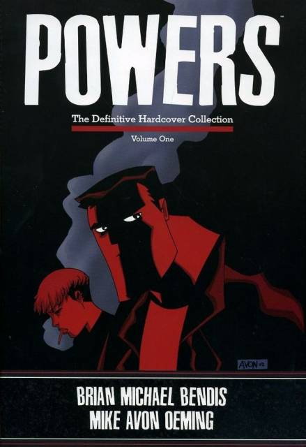 Powers: The Definitive Hardcover Collection