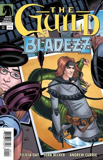 The Guild: Bladezz