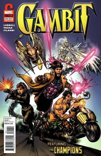 Gambit and the Champions: From the Marvel Vault