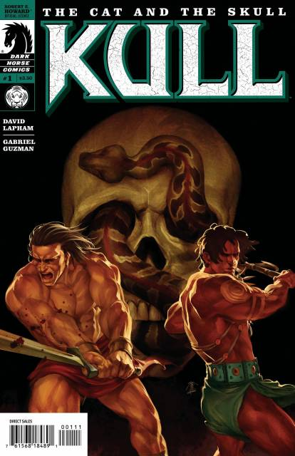 Kull: The Cat and the Skull