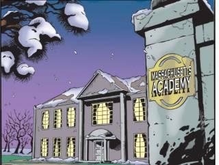 The Massachusetts Academy