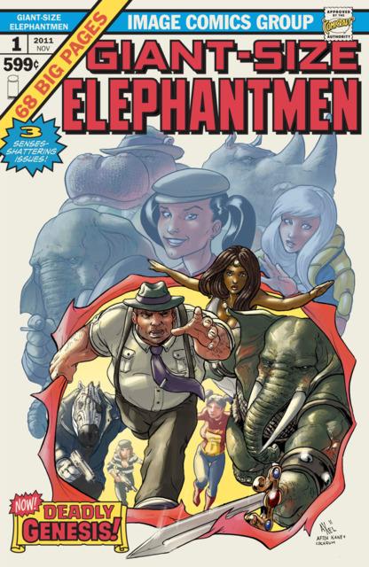 Giant-Size Elephantmen