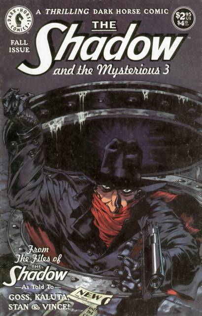 The Shadow & the Mysterious 3