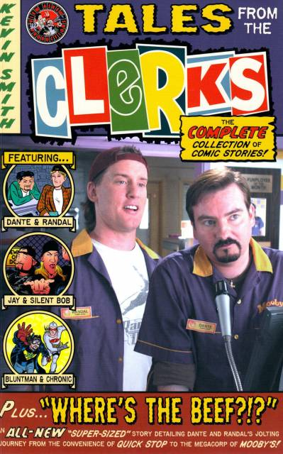 Tales from the Clerks (The Omnibus Collection)