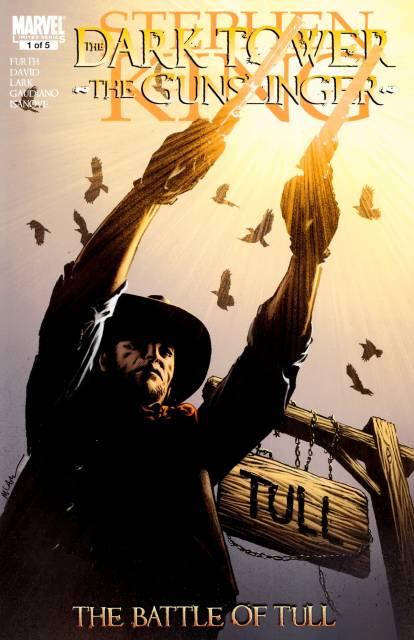 Dark Tower: The Gunslinger - The Battle of Tull