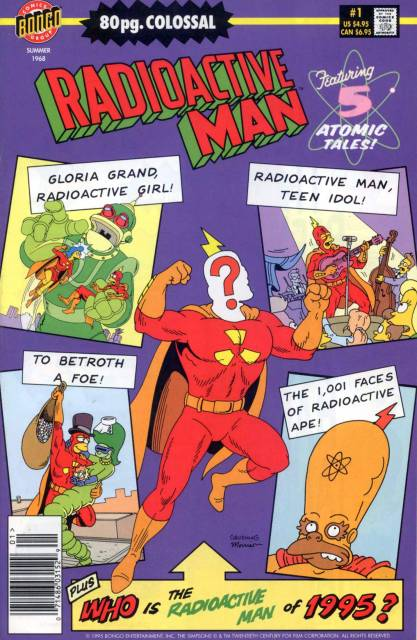 Radioactive Man 80 Pg. Colossal