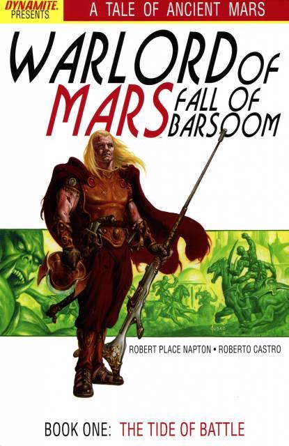 Warlord of Mars: Fall of Barsoom