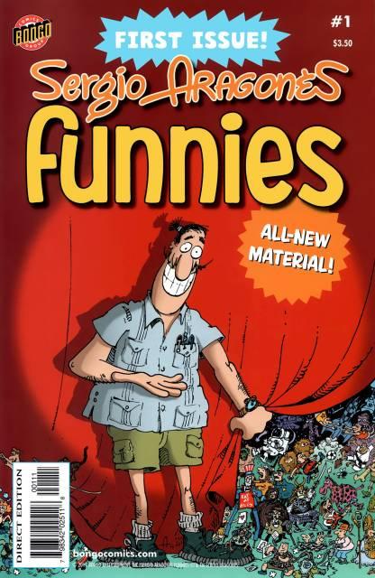 Sergio Aragonés Funnies
