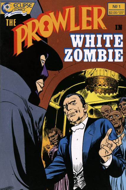 Prowler in White Zombie