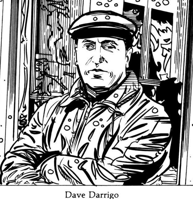 Dave Darrigo
