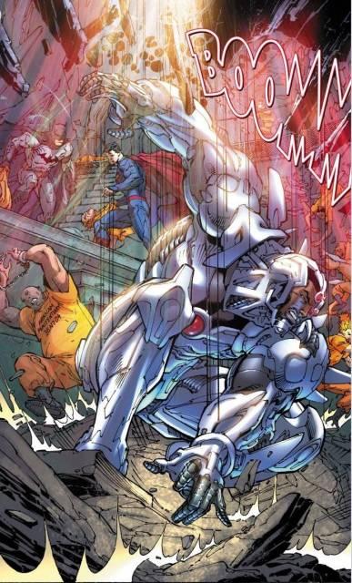 Cyborg (Earth-0)