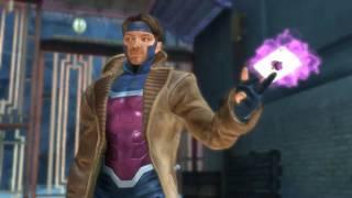 Gambit in X-Men: Destiny