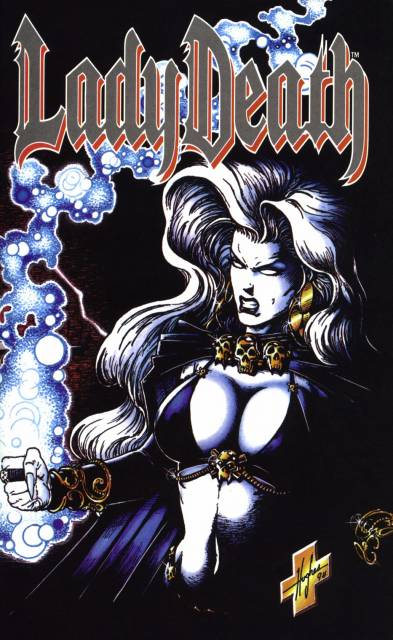 Lady Death: Between Heaven and Hell