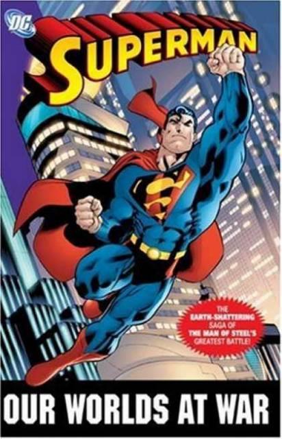 Superman: Our Worlds at War Omnibus