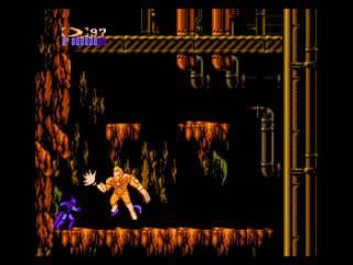 Batman NES level 3 boss