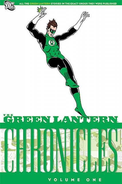 Green Lantern Chronicles