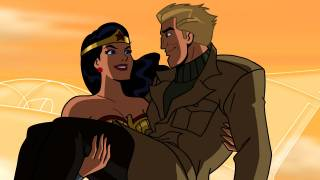 Steve Trevor appeared in Batman: The Brave and The Bold,