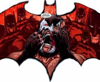 Batman is driving me insane