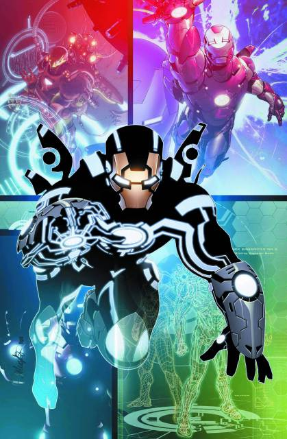 Iron Man again