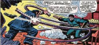 Hammerhead vs Doc Ock