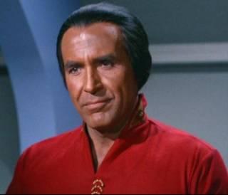 Khan in 2267