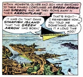 The Arrowplane