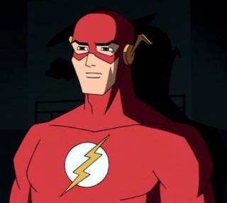 Flash in the New Frontier