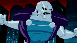 Lord Havok in Justice League Unlimited.