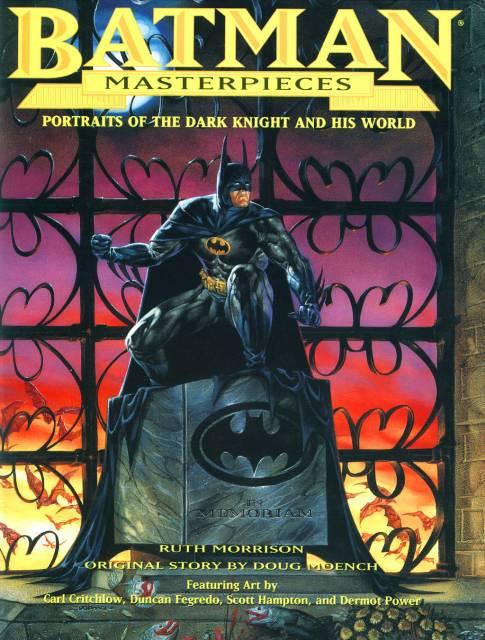 Batman Masterpieces