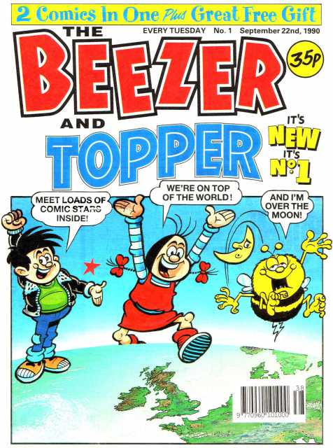The Beezer and Topper