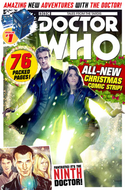 Tales from the TARDIS: Doctor Who Comic