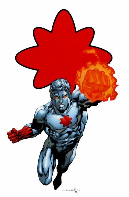 Captain Atom ( New Earth )
