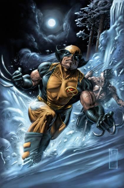 Wolverine and Daken