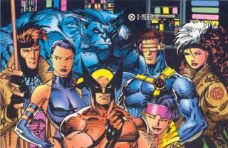 X-Men: Blue Team