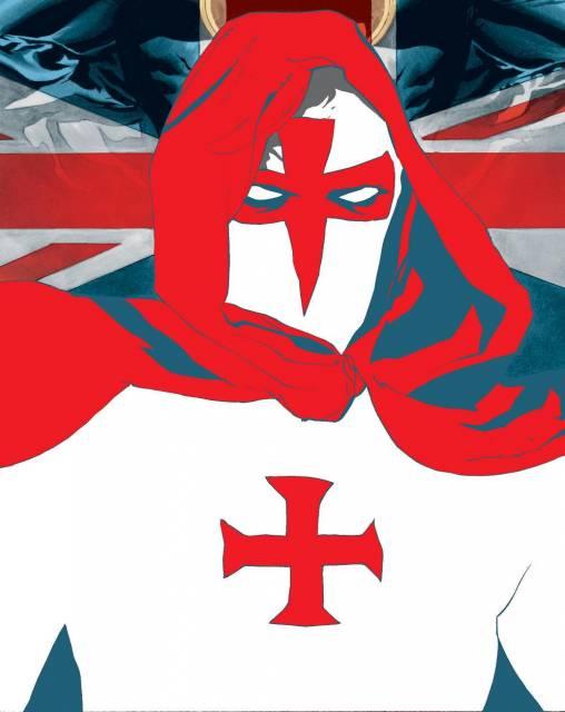 George Cross - The Hood