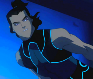 Garth in Young Justice