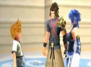 Ven, Terra and Aqua