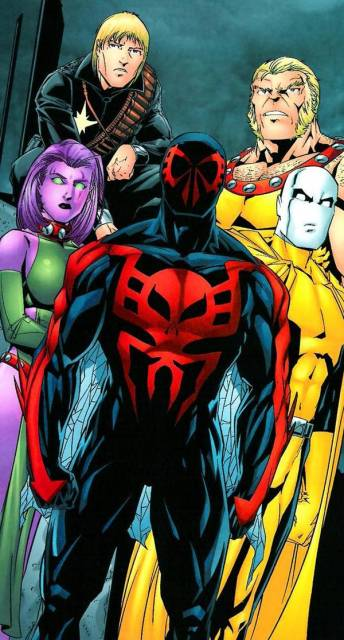 Spider-man 2099 & The Exiles
