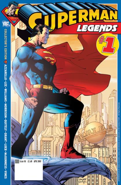 Superman Legends