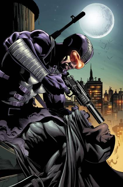 Shadowland: Blood On Streets #1