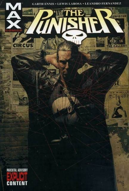 Punisher Max: Hardcover