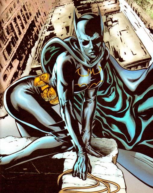 The New Batgirl