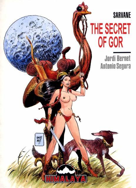 Sarvane: Secret of Gor